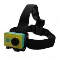 Head Strap Mount Kamera Xiaomi Yi and GoPro / Headstrap Go pro xiaomi
