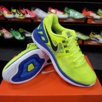 Sepatu Nike Running Lunar Eclipse 4 Volt Blue Original