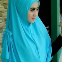 Hijab Syria Monica, Hijab Terbaru Grosir, Hijab untuk Pesta