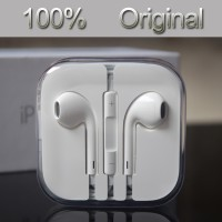 harga Headset Earphone Apple Iphone 5/5s/6/6+ Original 100% Tokopedia.com