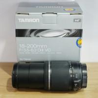 Lensa Tamron 18-200 F3.5-6.3 VC for Canon