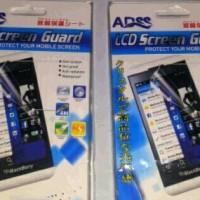 ANTI GORES BLACKBERRY SAMOA BB9720 BB 9720 SCREEN GUARD PROTECT