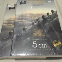 NOVEL : 5 Cm (Donny Dhirgantoro)