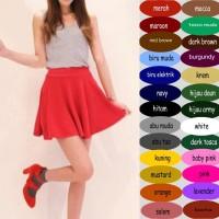 Flare Mini Skirt 30 35 40 cm