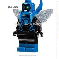 lego bootleg Blue Beetle