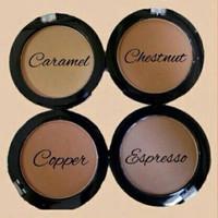 CITY COLOR BE MATTE BRONZER - Shading Contour Blush On Makeup