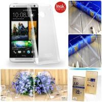 IMAK Crystal Case Premium Series HTC One M7 Original
