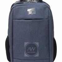 harga Tas Ransel Laptop Travel Time - Biru Tokopedia.com