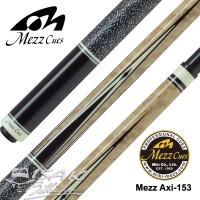 Mezz Axi-153 Cue - Wavy Joint WX 700 - Billiard Pool Stick Biliar Stik