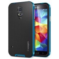 SPIGEN Neo Hybrid Samsung Galaxy S5 - Electric Blue