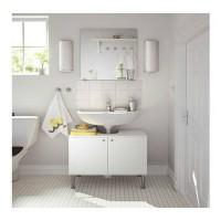 BEST SELLER IKEA FULLEN Cermin dengan rak,50x60 cm