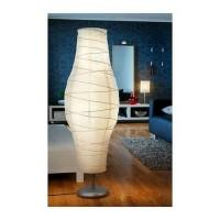 Ikea Dudero ~ Lampu Lantai | Decoration Floor Lamp | Putih