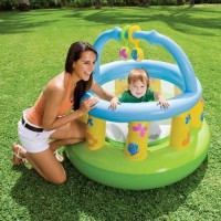 Baby Soft Sides my First Gym 9-18 month Bermain - INTEX 48474