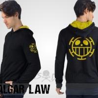 sweater anime / jaket anime trafalgar law