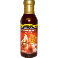 Walden Farms Strawberry Syrup | Saus Sirup Bebas Gula