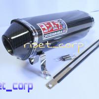 Knalpot Racing Inazuma 250 / Pulsar 200 NS / Scorpio ZYoshimura US Karbon