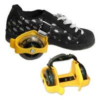Jual Sepatu Roda Anak FLASHING ROLLER Blue Sepatu olahraga anak murah baru Murah