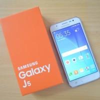 Samsung Galaxy J5 2016 (2GB/16GB) Garansi Resmi Samsung/SEIN 1 Tahun