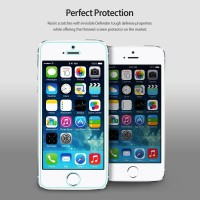 PREMIUM TEMPERED GLASS RINGKE IPHONE 5 SE 5S ORIGINAL RINGKE FUSION