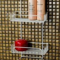 Rak Kamar Mandi Olive / Rak Shampo, sabun, Conditioner Modeline