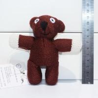 harga Mr. Bean Teddy Bear Plushy Key Chain / Boneka Gantungan Kunci Tokopedia.com