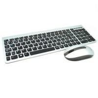 Wireless Keyboard + Mouse Lenovo Ultraslim Plus (Layout Spanish)