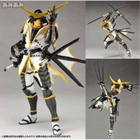 Revoltech Basara series - Date masamune White limited