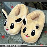 harga Sandal Tidur Eevee Anime Pokemon Tokopedia.com