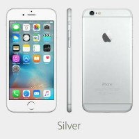 Apple iPhone 6 16GB Silver - Garansi Apple