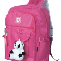 harga Tas Anak Warna Pink + Gantungan Panda Cbdx003 Tokopedia.com