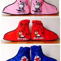 Rain Cover Shoes FUNCOVER JUNIOR, Jas Hujan Sepatu Buat Anak / Kids