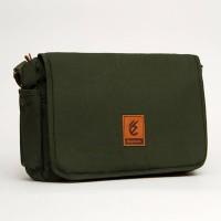 Jual Tas Laptop Waterproof Bodypack Selempang Esgotado Faixo Primeiro Hijau Murah