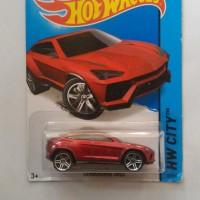 Hotwheel Lamborghini Urus