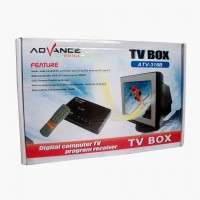 harga TV Tuner Advance TV BOX ATV-318B CRT Tokopedia.com