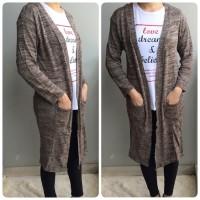 Cardigan Murah / Outer Hijab / Baju Lengan Panjang