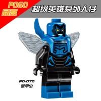 Lego Blue Beetle Bootleg