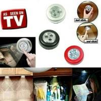 harga LED Stick n Click lamp/Lampu LED untuk kabin mobil,lemari pakaian Tokopedia.com