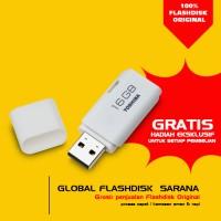 Flashdisk 16 GB Toshiba Hayabusa Asli original