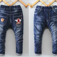 Import Celana Jeans Anak Cowo Laki Tanggung, 8-12 Th