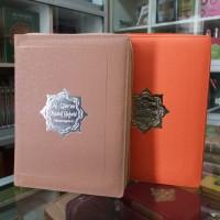 Jual AlQuran Tajwid Diponegoro ukuran A5, Al-Quran Mushaf Jacket resleting Murah