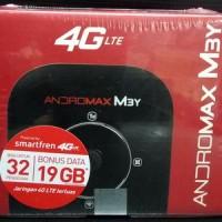 Smartfren Andromax Modem M3Y 4G LTE (Free Quota 30GB)