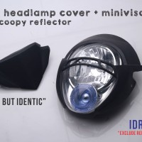 harga Headlamp ducati monster scoopy + headlamp scoopy original Tokopedia.com