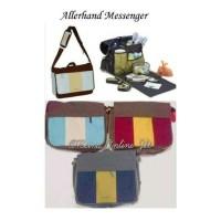 Allerhand Messenger Diaper Bag