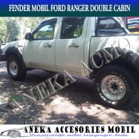Over Fender Offroad/Spakbor Ford Ranger 2010 Double Cabin Model Baut L