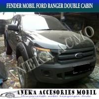 Over Fender Offroad/Spakbor Ford All New Ranger 2013 Double Cabin