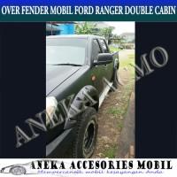 harga Over Fender Offroad/Spakbor Ford Ranger Dobule Cabin Model Baut L Tokopedia.com