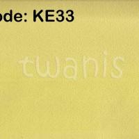 KERTAS KADO EKSKLUSIF / FANCY PAPER CRAFT - KUNING KE33