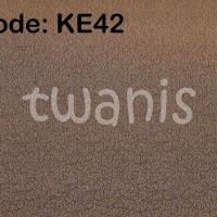KERTAS KADO EKSKLUSIF / FANCY PAPER CRAFT - COKLAT KE42