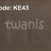KERTAS KADO EKSKLUSIF / FANCY PAPER CRAFT - COKLAT KE43