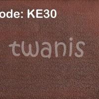 KERTAS KADO EKSKLUSIF / FANCY PAPER CRAFT - COKLAT KE30